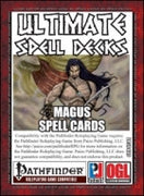 Ultimate Spell Decks: Magus Spell Cards