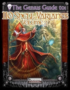 The Genius Guide to 110 Spell Variants Vol. 3