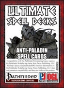 Ultimate Spell Decks: Anti-Paladin Spell Cards