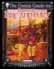 The Genius Guide to Races of Fire and Fury
