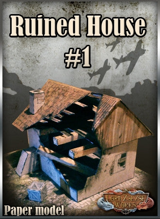 Ruined House #1