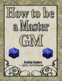How to be a Master GM