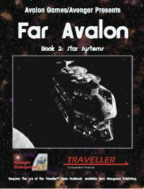 Far Avalon, Book 2, Star Systems