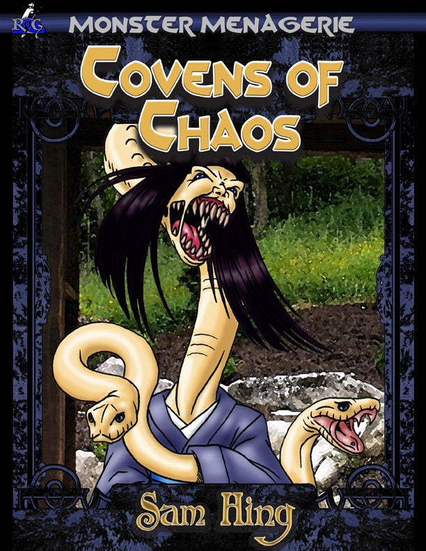 Monster Menagerie: Covens of Chaos