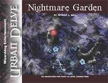 Urban Delve: Nightmare Garden