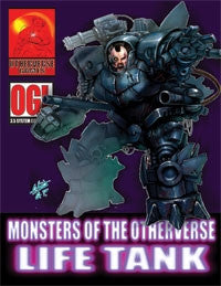 Monsters of the Otherverse: Life Tank