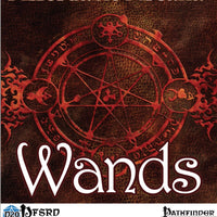 Affordable Arcana - Wands