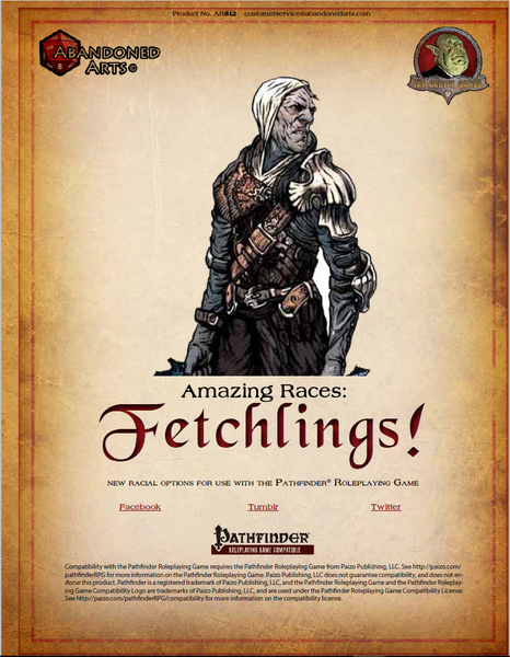 Amazing Races: Fetchlings!