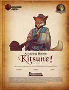 Amazing Races: Kitsune!