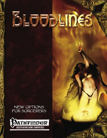 Bloodlines - New Options for Sorcerers
