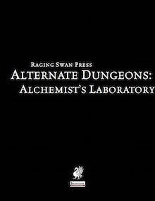 Alternate Dungeons: Alchemist's Laboratory