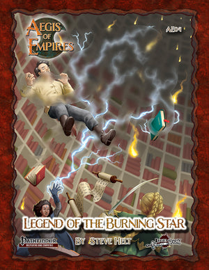Aegis of Empires 4: Legend of the Burning Star (PF1)