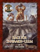 Aegis of Empires 5: Race for Shataakh-Uulm (Pathfinder Second Edition)