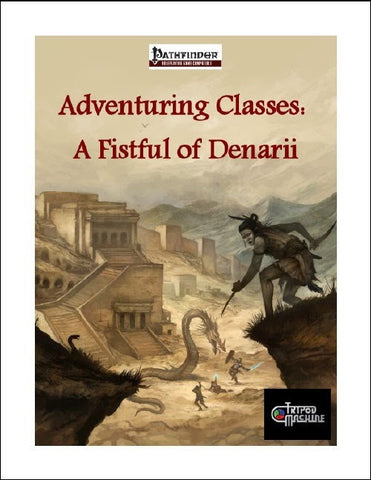 Adventuring Classes: A Fistful of Denarii