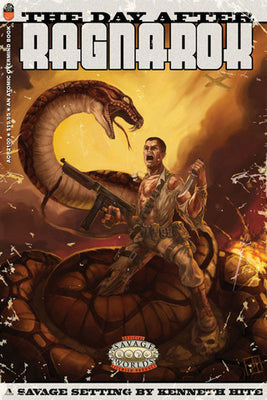 The Day After Ragnarok (Savage Worlds)