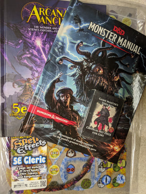 D&D 5e Player and Game Master Bundle