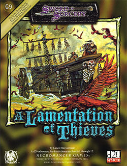 A Lamentation of Thieves (d20)