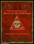 A Necromancer's Grimoire - Faces of the Rakshasa
