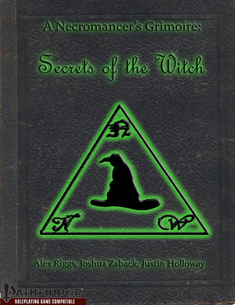 A Necromancer's Grimoire - Secrets of the Witch