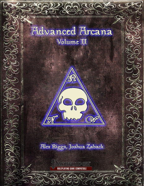 Advanced Arcana Volume II