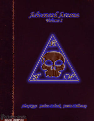 Advanced Arcana Volume I
