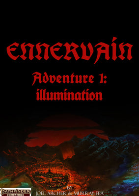 Ennervain Adventure 1 Illumination
