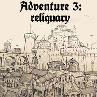 Ennervain Adventure 3 Reliquary