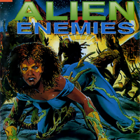 Alien Enemies (Champions 4th Edition)