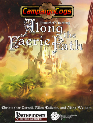 Finwicket's Bestiary: Along the Faerie Path