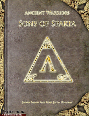 Ancient Warriors - Sons of Sparta