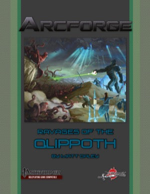 Arcforge: Ravages of the Qlippoth