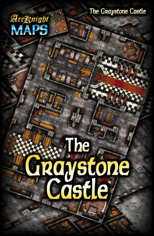 Arcknight Maps : The Graystone Castle