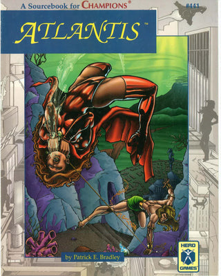 Atlantis (Champions 4th Edition)