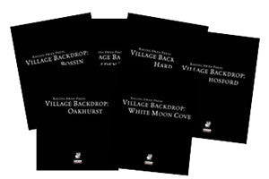 Village Backdrop Bundle II