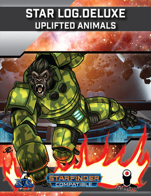 Star Log.Deluxe: Uplifted Animals