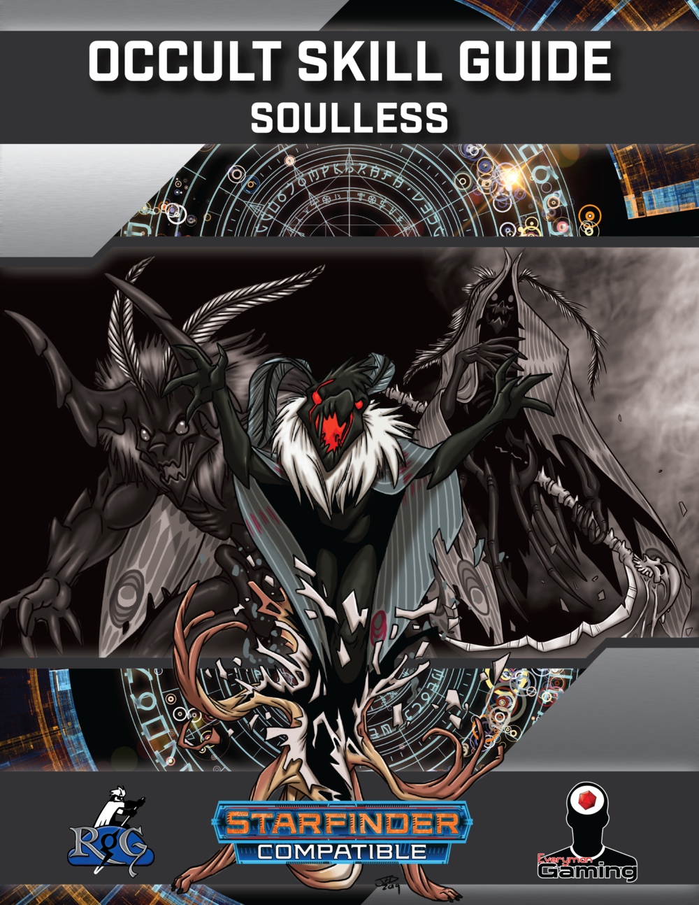Occult Skill Guide: Soulless
