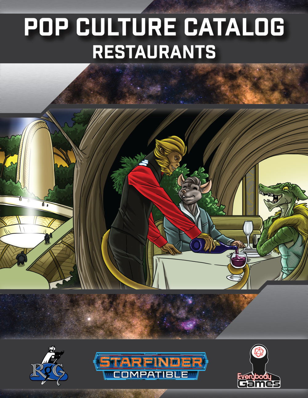 Pop Culture Catalog: Restaurants