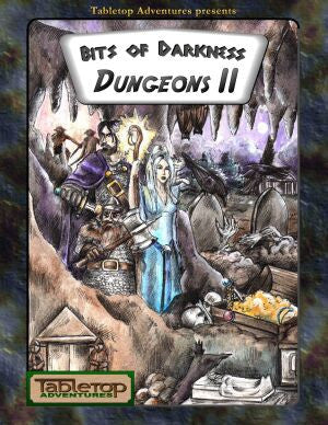 Bits of Darkness: Dungeons II
