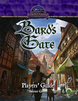 Bard's Gate - Player's Guide