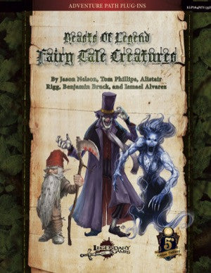 Beasts of Legend: Fairy Tale Creatures (5E)