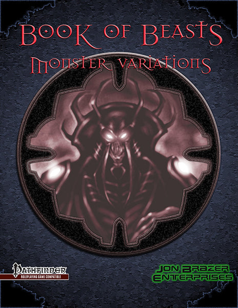 Book of Beasts: Monster Variations (PFRPG)