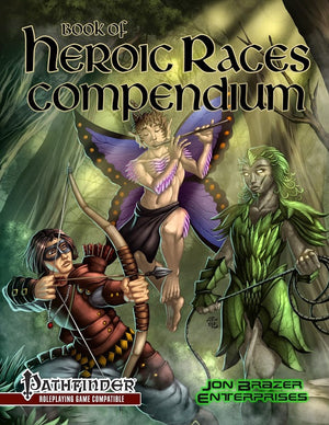 Book of Heroic Races Compendium
