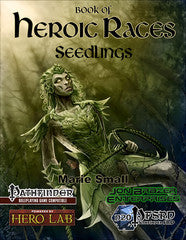 Book of Heroic Races Bundle (PFRPG)