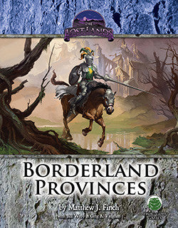 The Lost Lands: Borderland Provinces (Pathfinder)