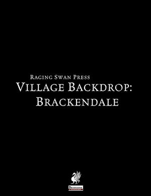 Village Backdrop: Brackendale