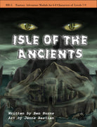BR5 Isle of the Ancients 1E/2E