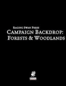 Campaign Backdrop: Forests & Woodlands