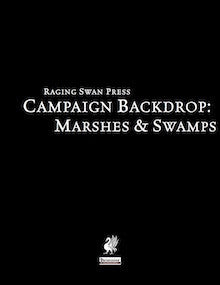 Campaign Backdrop: Marshes & Swamps