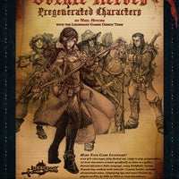 Gothic Heroes: Pregenerated Characters