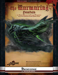 The Murmuring Fountain (PFRPG)
